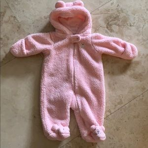 Carter's Winter Teddy Bear Outfit